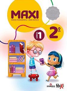 2º ano - Ensino Fundamental Anos Iniciais - Maxi