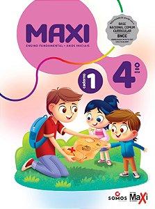 4º ano - Ensino Fundamental Anos Iniciais - Maxi