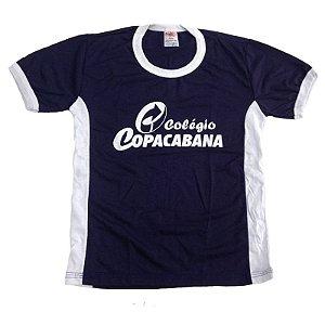 Camiseta Uniforme - Turno matutino - C/ manga
