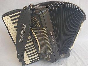 Acordeon 120 baixos Excelsior Simphony Grand