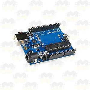 Placa compatível com Arduino Uno R3