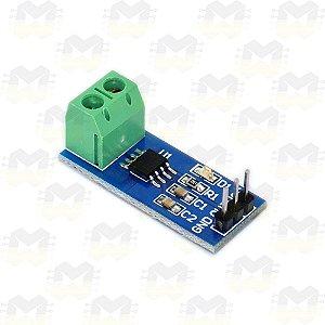 Sensor de Corrente (AC e DC) ACS712-30A