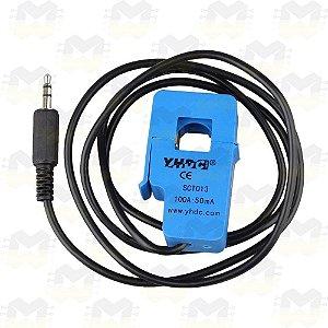 Sensor de Corrente AC Não Invasivo 100A - SCT-013