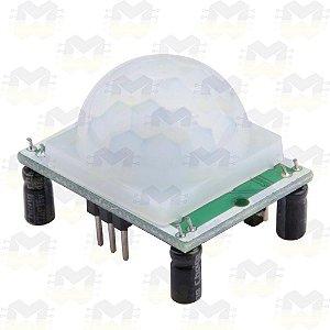 Sensor PIR (Detector) de Movimento
