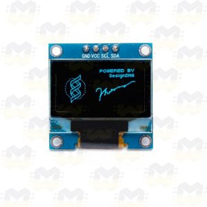 "Display OLED 128x64 0.96"" I2C Azul"