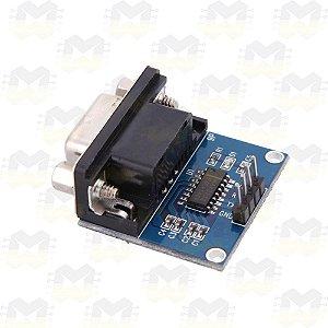 Módulo Conversor Serial RS232 para TTL