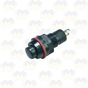 Chave (Interruptor) Push Button DS-211 Com Trava