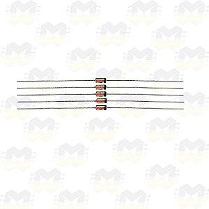 Diodo Zener 1N4744 (5 unidades)