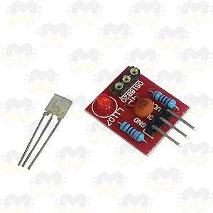 Módulo Receptor de Laser