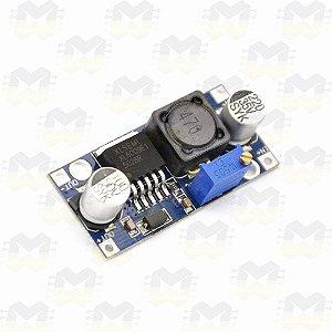 Módulo Regulador (Elevador) de Tensão Ajustável Step Up DC-DC - XL6009
