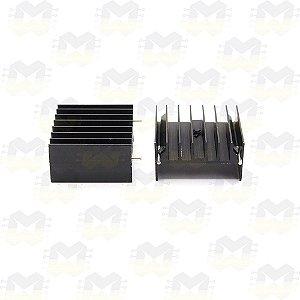 Dissipador de Calor 30X32X16.5Mmm para TO-3P / TO-247