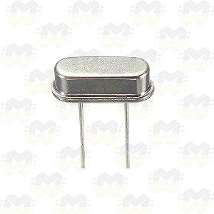Cristal Oscilador 16MHz Meia Caneca HC49S