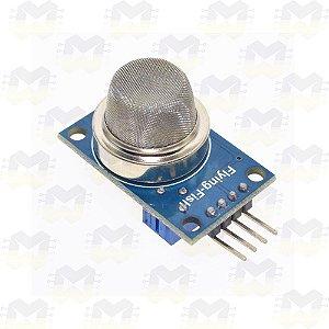Sensor (Detector) de GLP / Propano / Isobutano - MQ-6