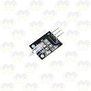 Módulo Interruptor (Chave) de Mercúrio KY-017