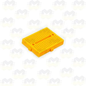 Protoboard Amarela de 170 Pontos