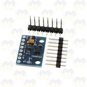 Módulo Acelerômetro 3 Eixos - MMA8452