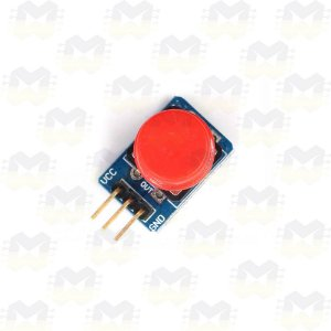 Módulo (Botão) Chave Táctil 12x12 com Capa