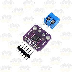 Sensor de Tensão e Corrente MAX471 - GY-471
