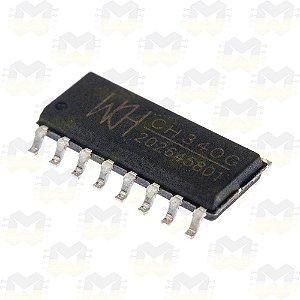 CI Conversor USB Serial TTL RS232 - CH340