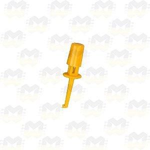 Ponta de Prova Tipo Gancho - Amarela