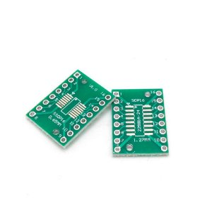 Adaptador SOP16 / SSOP16 / TSSOP16 SMD para SIP16