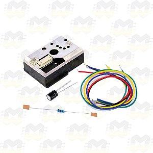 Sensor Óptico de Poeira - Sharp GP2Y1010AU0F