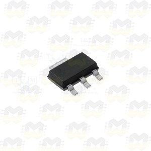 Regulador de Tensão SMD LM1117MPX 3.3V