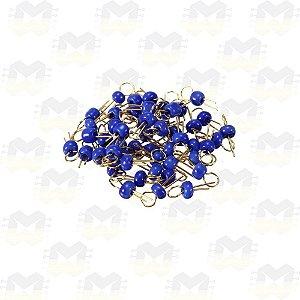 Ponto de Teste para PCB (Placa de Circuito Impresso) - Azul