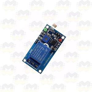 Módulo Relé 5V 1 Canal com Sensor LDR