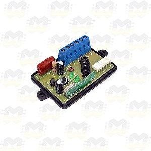 Módulo Dimmer de 2 Canais Bivolt com RF 433MHz para Automação