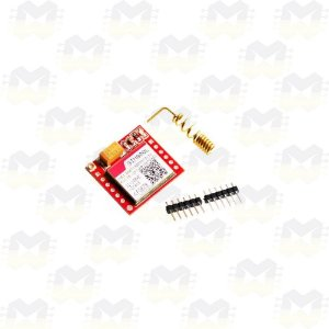 Módulo GSM GPRS SIM800L com Antena