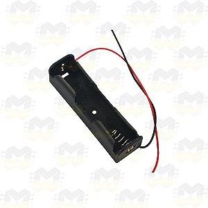 Suporte Porta 1 Bateria 18650