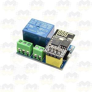 Módulo Relé WiFi IoT ESP8266 ESP-01