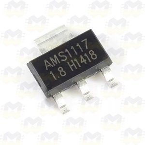 CI Regulador de Tensão AMS1117 1.8V