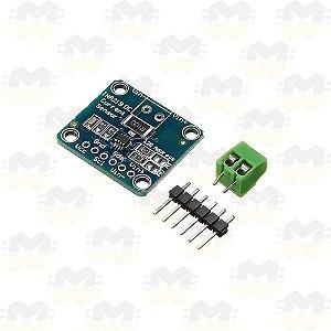 Módulo Sensor de Corrente DC INA219 I2C