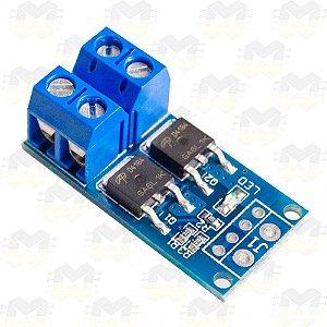 Módulo MOSFET PWM de Alta Potência 30A 400W 36V