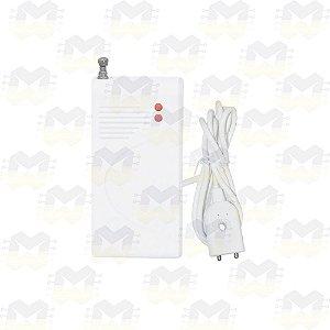 Sensor Detector de Vazamento de Água Alarme EV1527 RF 433MHz