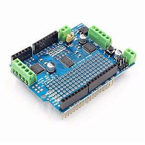 Motor Shield V2 TB6612 com I2C para Arduino