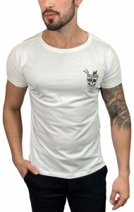 Camiseta Red Feather The Skull Drink