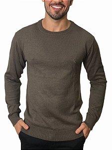 Suéter Reserva Clássico Brown