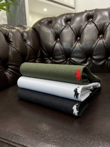 Kit com 3 Camisetas Ralph Lauren