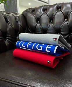 Kit com 3 Camisetas Tommy Hilfiger
