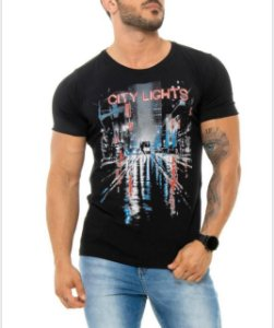 Camiseta Red Feather (City Lights)