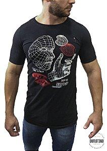 Camiseta Booq Figuras Geométricas