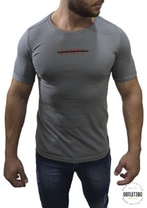 Camiseta Booq Limit Chumbo