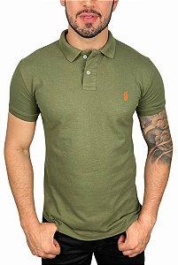 Camisa Polo Ralph Lauren Verde
