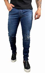 Calça Jeans John John Azul Escura