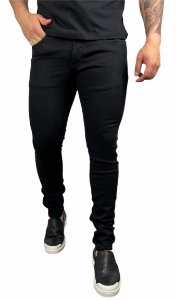 Calça Jeans Calvin Klein Preta