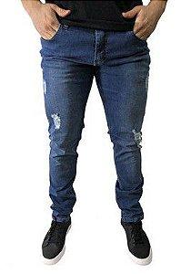 Calça Jeans Calvin Klein Azul Escura
