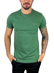 Camiseta Armani Exchange  Verde